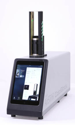 Cold Filter Plugging Point Tester 04