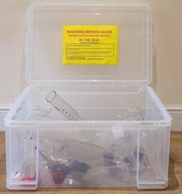Scientific Glassware Repair Box