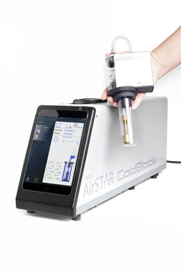 Cold Filter Plugging Point Tester 03