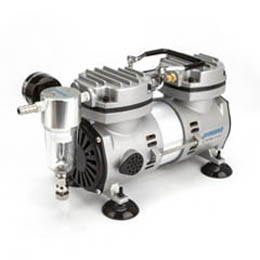 wiggens oil free piston vacuum pump